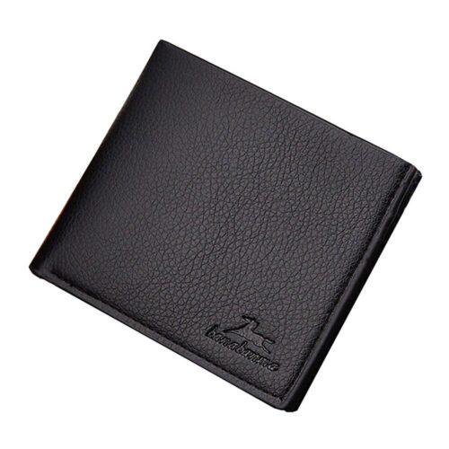 Stilren enkel plånbok i flera färger