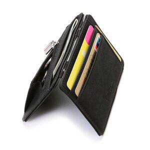 Magic Wallet med myntfack - Olika färger