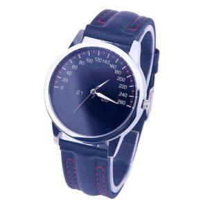 Tuff klocka med hastighetsmätare - Olika färger