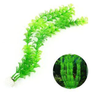 Akvarieväxt konstgjord avlång 30 cm - Flera färger