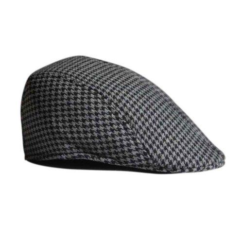 Flat Cap / Gatsby / Gubbkeps Rutig - Olika färger