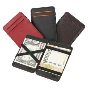 Magic Wallet korthållare vertikal - Olika färger
