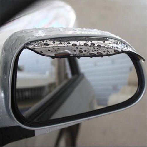 Regnskydd till sidospegel / backspegel bil 2-pack