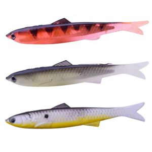Jigg Fisk Medium 130 mm - Flera färger