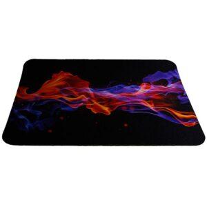 Musmatta 22x18 cm - Spectral Flames