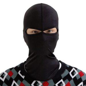 Ansiktsmask för träning i kallt väder
