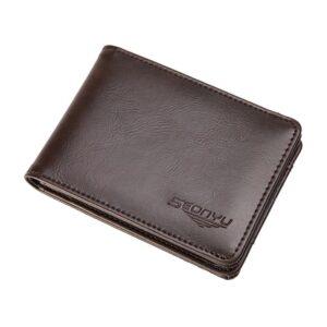 Korthållare / Plånbok i konstläder - Olika färger