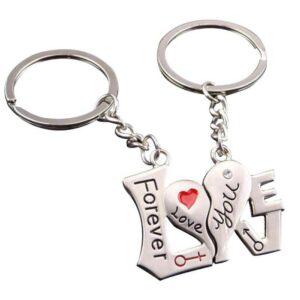 Nyckelringar - Love