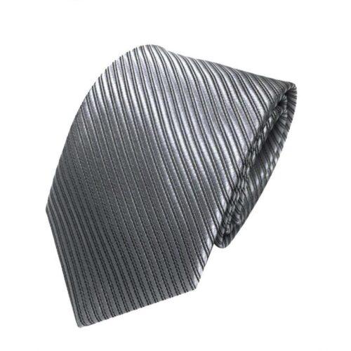 Smal modern slips i grått