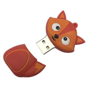 USB-minne 16 GB - Räv