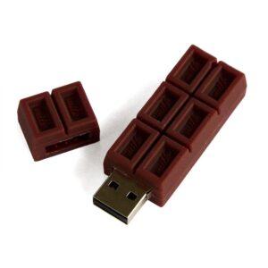 USB-minne 16 GB - Chokladbit