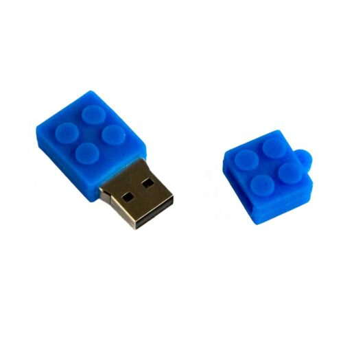 USB-minne 16 GB - Byggkloss