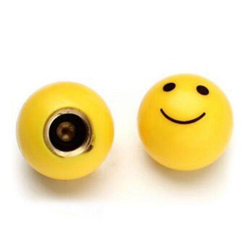 Ventilhattar 4 st - Smiley / Emoji