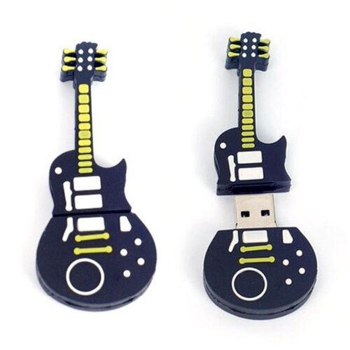 USB-minne 16 GB - Gitarr