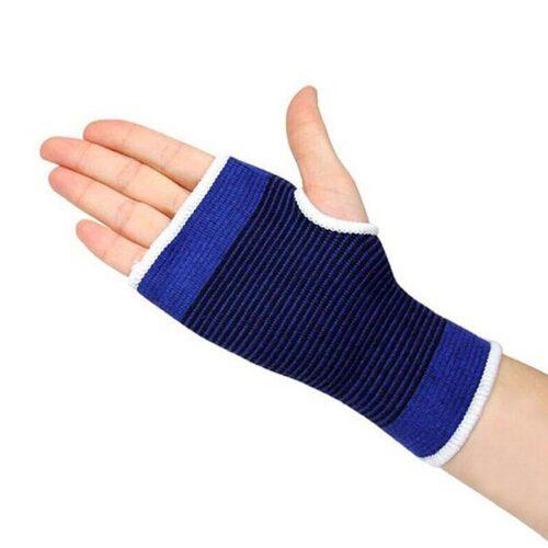 Elastiska handledsskydd / handledsstöd 2-pack
