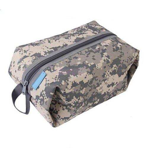 Reseförvaring / Campingförvaring - kamouflage