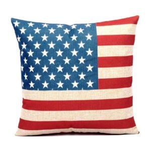 Kuddfodral USA:s flagga