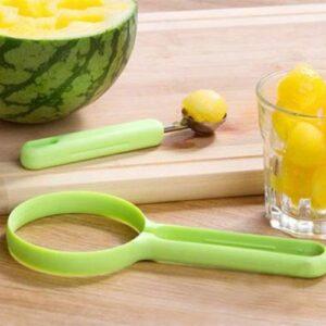 Melonskalare + fruktskopa
