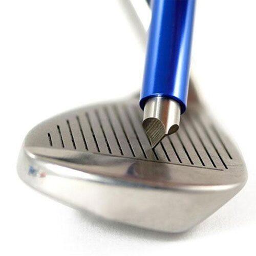 Groovevässare / Groove Sharpener för golfklubbor