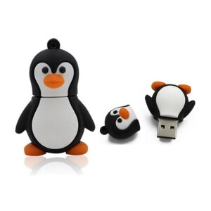 USB-minne 16 GB - Pingvin
