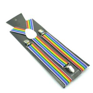 Hängslen Pride Regnbåge
