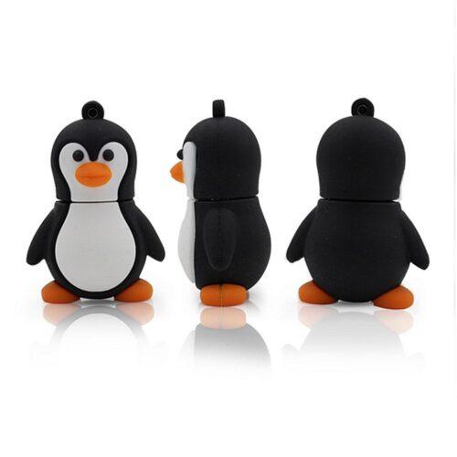 USB-minne 64 GB - Pingvin