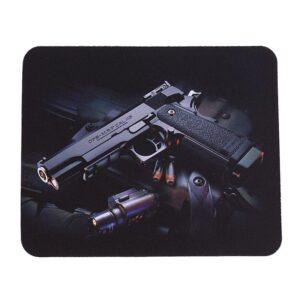 Musmatta 22x18 cm - Hand Gun