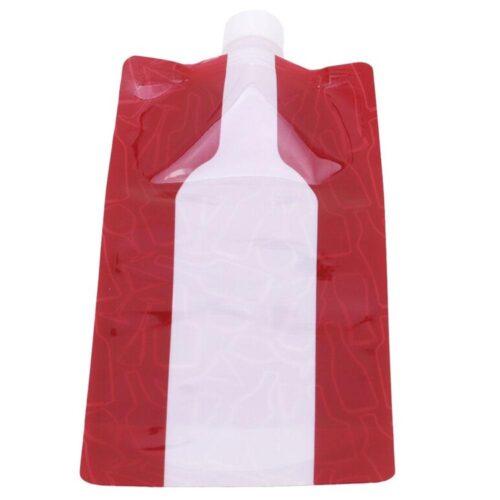 Förvaringsflaska i plast (reseflaska osv)