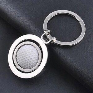 Nyckelring - Golfboll