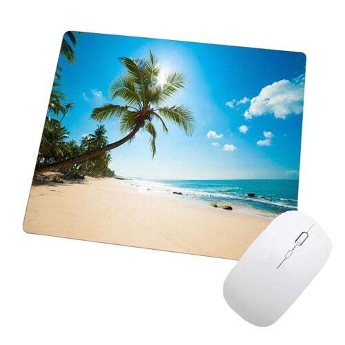 Musmatta 22x18 cm - Paradise Beach
