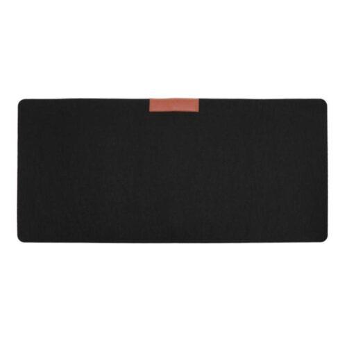 Skrivbordsunderlägg / Musmatta i filt 60 x 30 cm - Olika färger