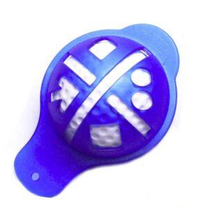 Golfbollsmarkeringsmall - Blå