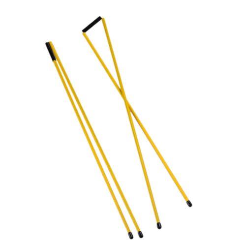 Alignment sticks hopfällbara - 120 cm