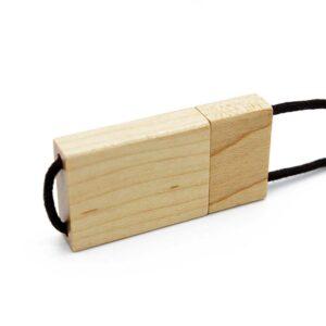 USB-minne 16 GB - Trä o rep
