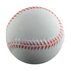 Stressboll i foam - Baseboll